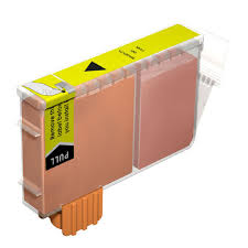 Compatible Canon BCI-6Y Yellow Cleaning Cartridge (4708A003AA)